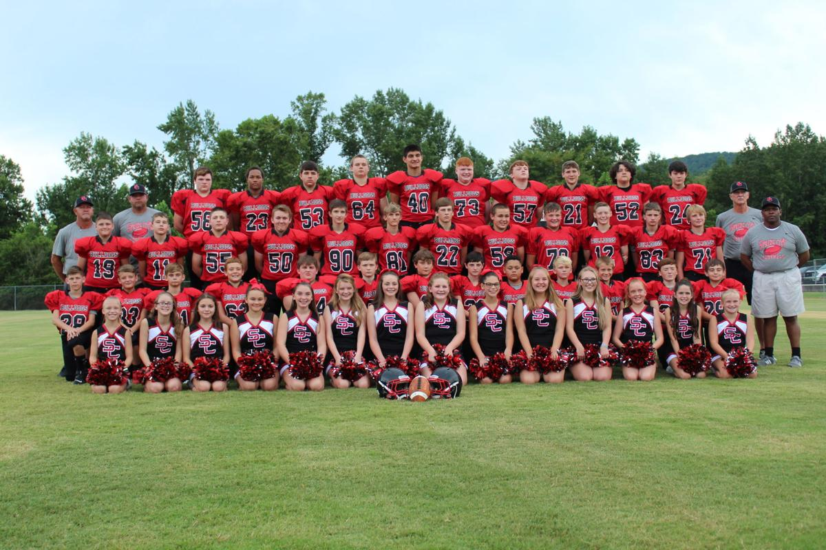2019 Spring City Middle Football