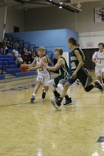 DCS SWEATBEES COMPETE IN CONFERENCE TOURNEY