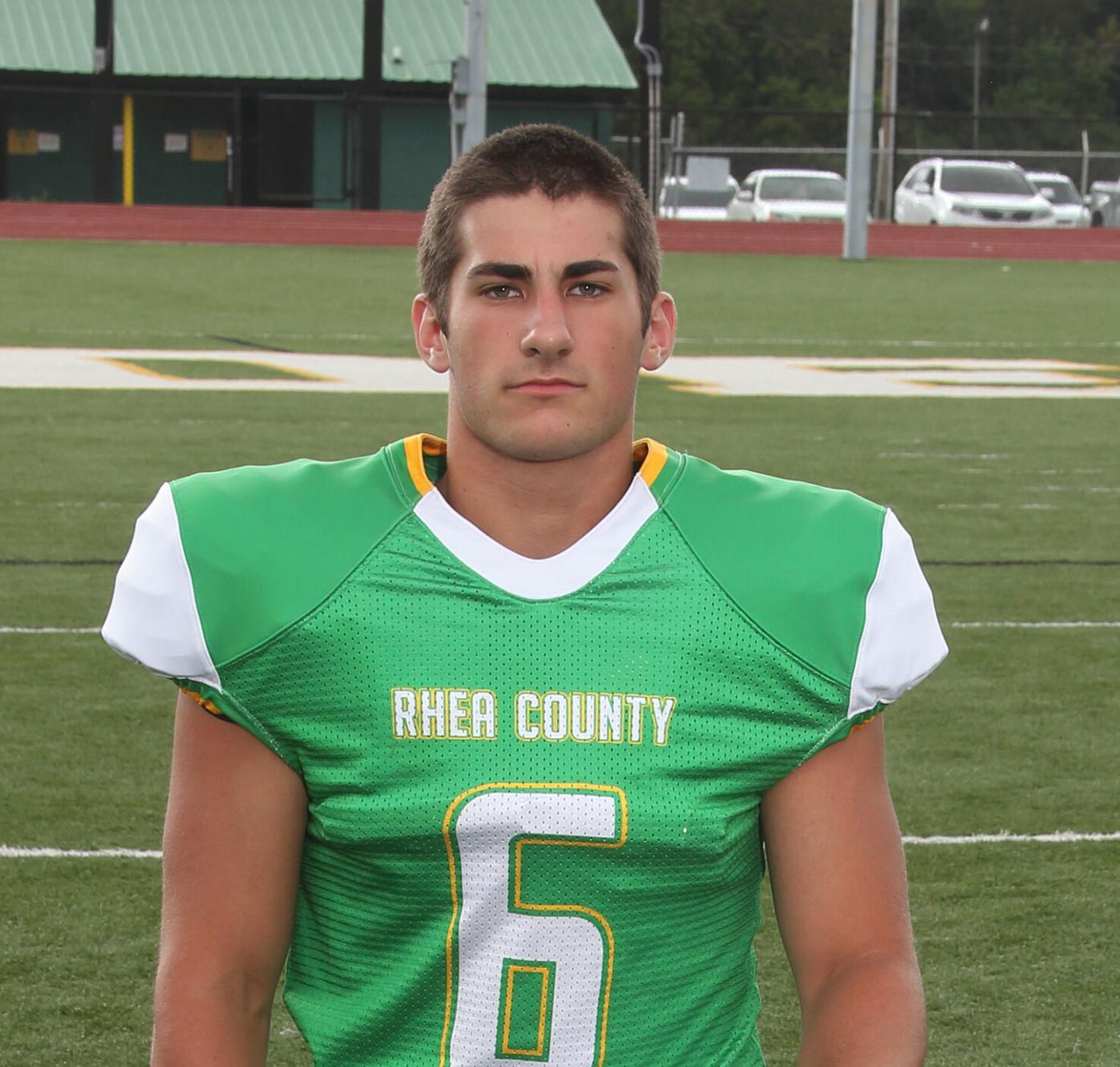 FISHER NAMED TO TSWA ALL-STATE TEAM