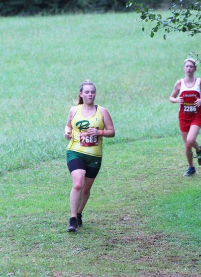 RCHS XC COMPETES AT BRAINERD MEET