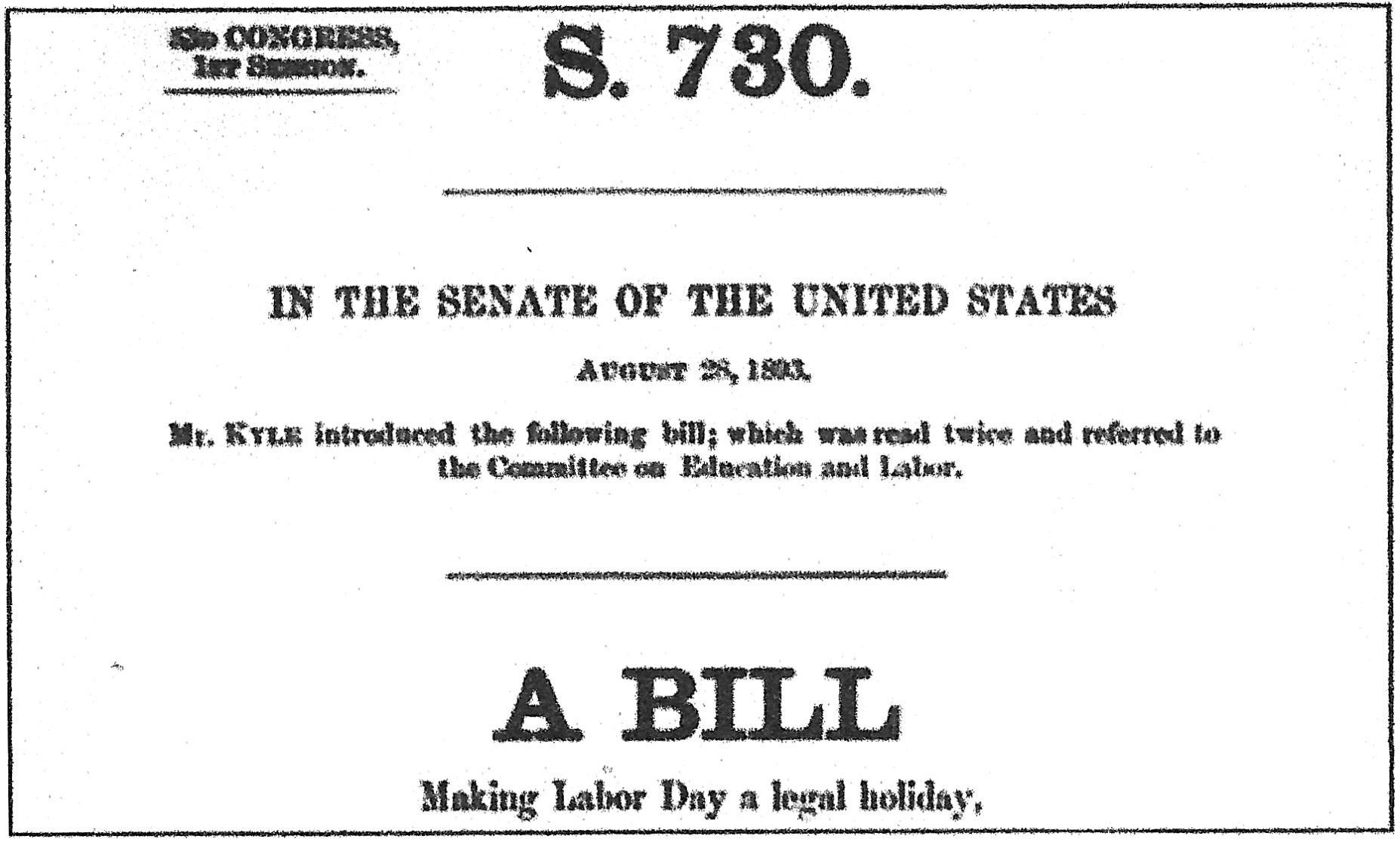 What is Labor Day and why are we celebrating?