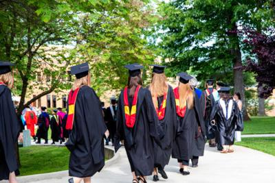 Bryan College graduation
