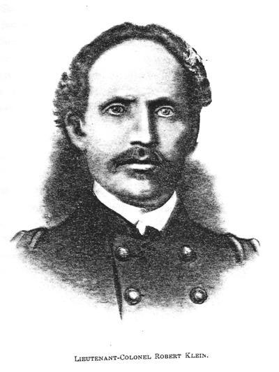 Lieutenant-Colonel Robert Klein