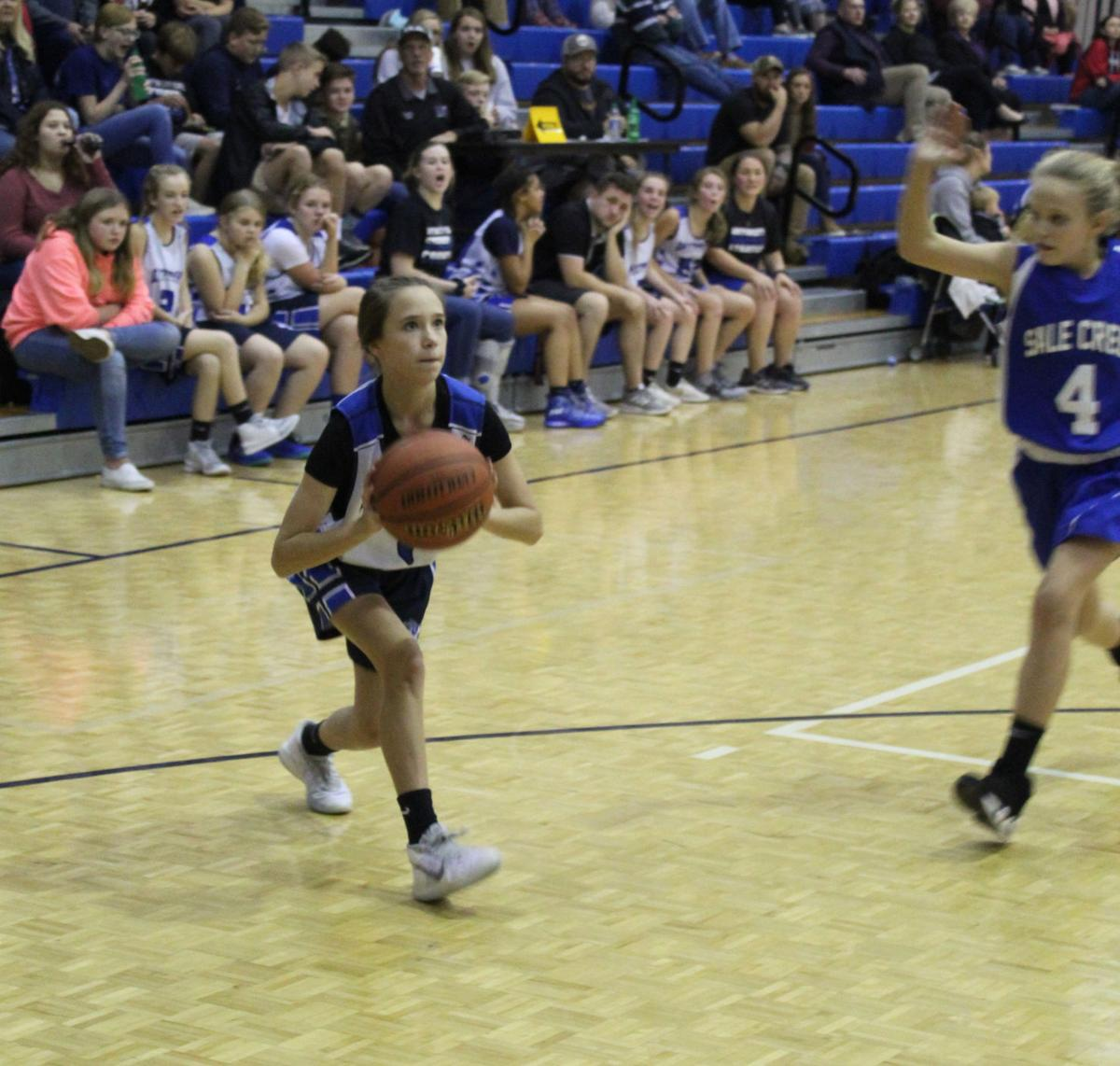 SWEATBEES AVENGE PREVIOUS LOSS TO MEIGS