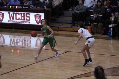 LADY EAGLES FALL TO BEARETTES IN REGION BOUT