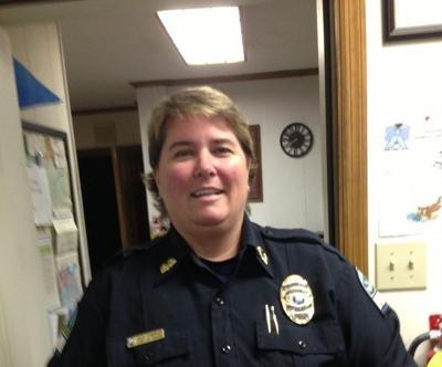 Graysville Police Chief Julie Tanksley