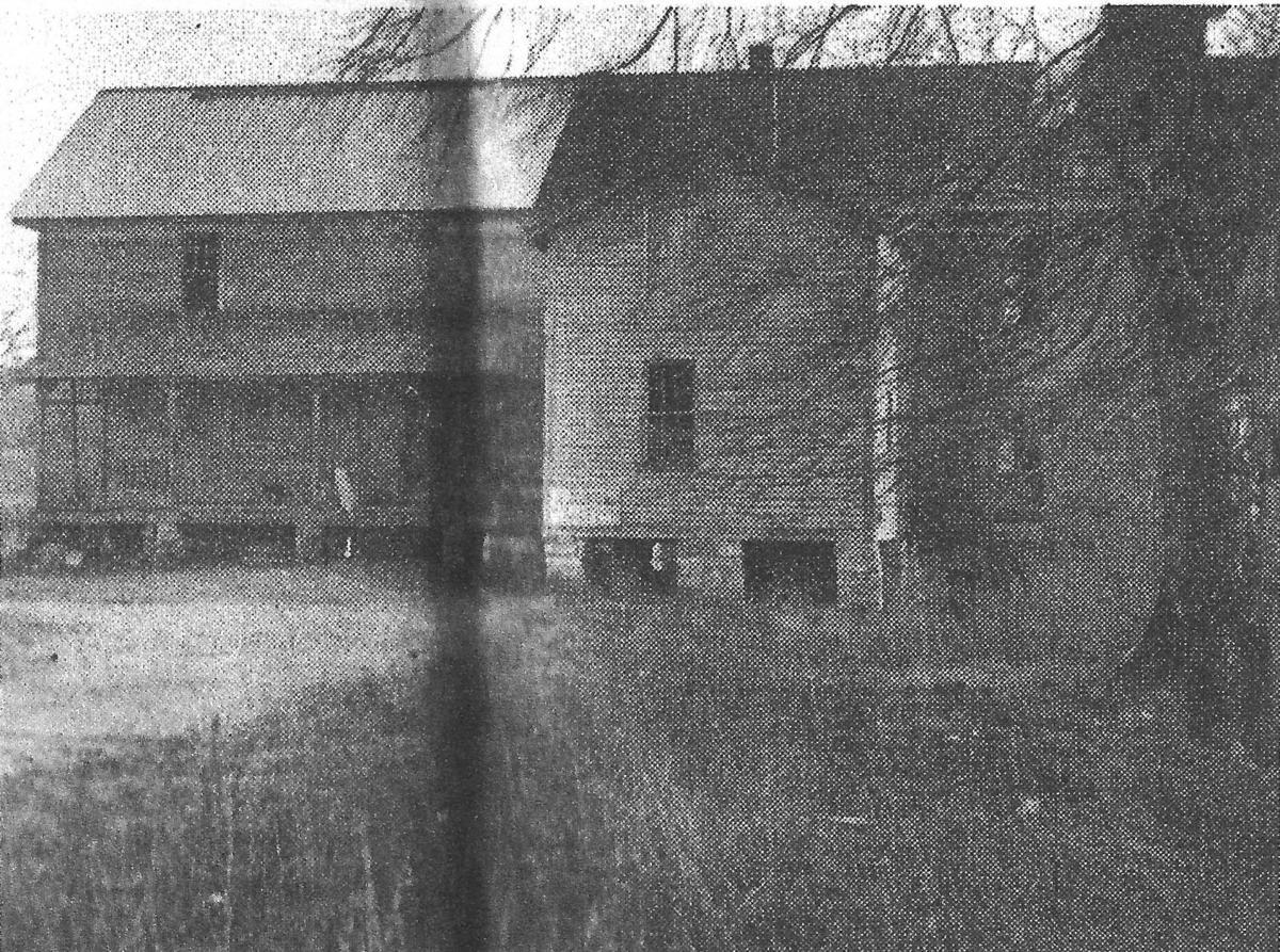 Rhea Springs Mill (Captain James Howe)