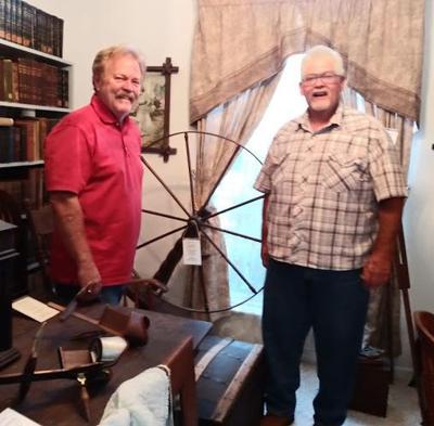 Historical society explores Grandview history
