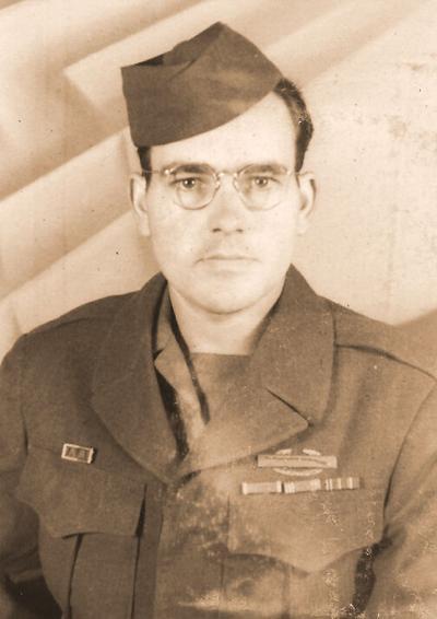 Harry Taylor Morgan, WWII