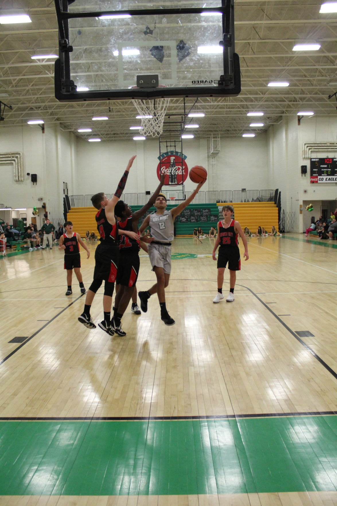 RMS HOSTS SCMS IN COUNTY MATCHUP ON EIGHTH GRADE NIGHT