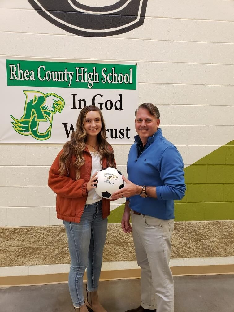 FIRST BANK RCHS SOCCER PLAYERS OF THE WEEK