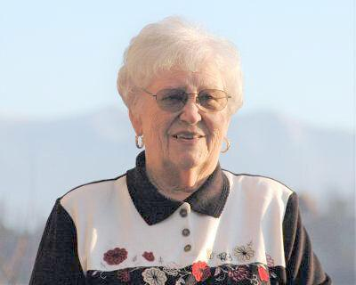Doris Jane Sharp Shaver