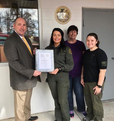 Shelter director wins award