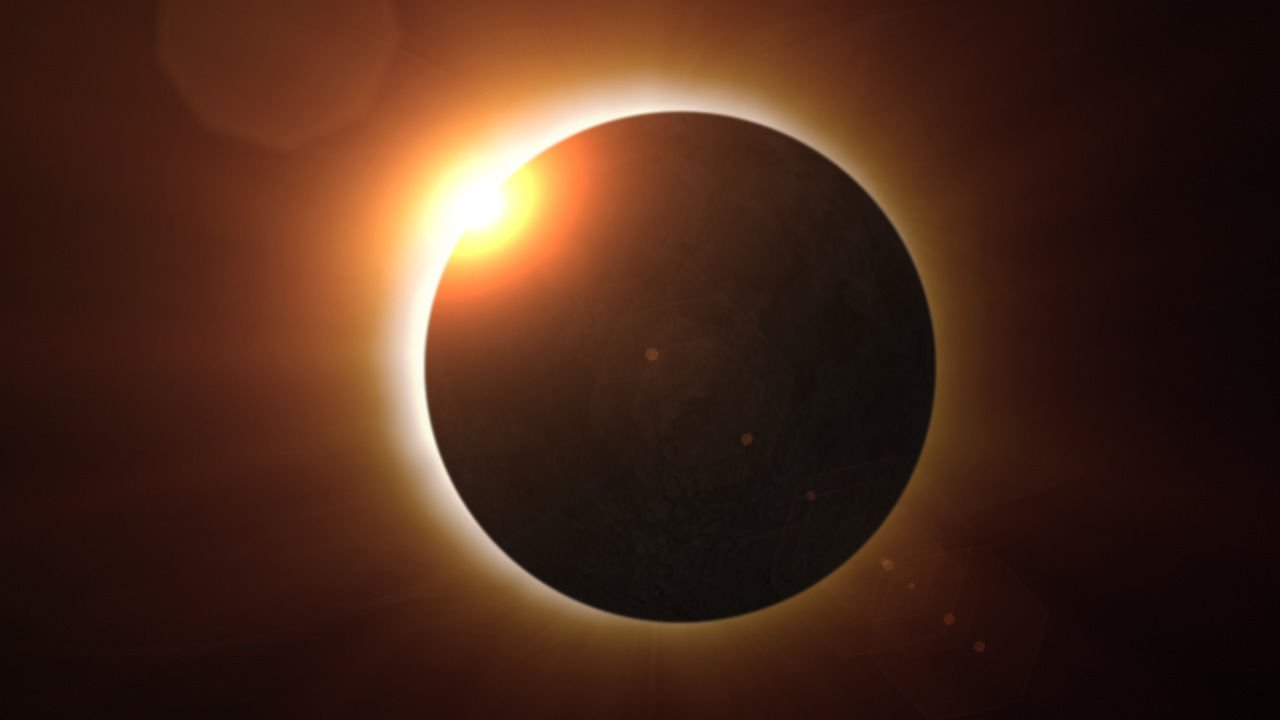 Watching Next Month's Solar Eclipse? Here's How To Do It Safely