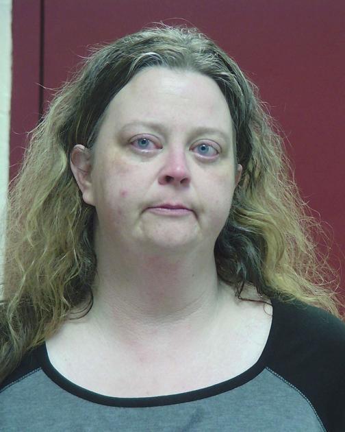 Woman tries to smuggle meth into jail | News | rheaheraldnews com