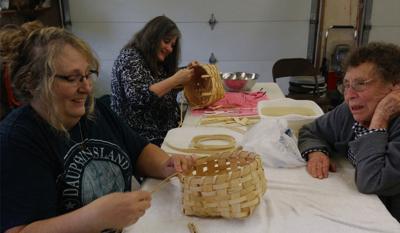 DGC Basketmaking