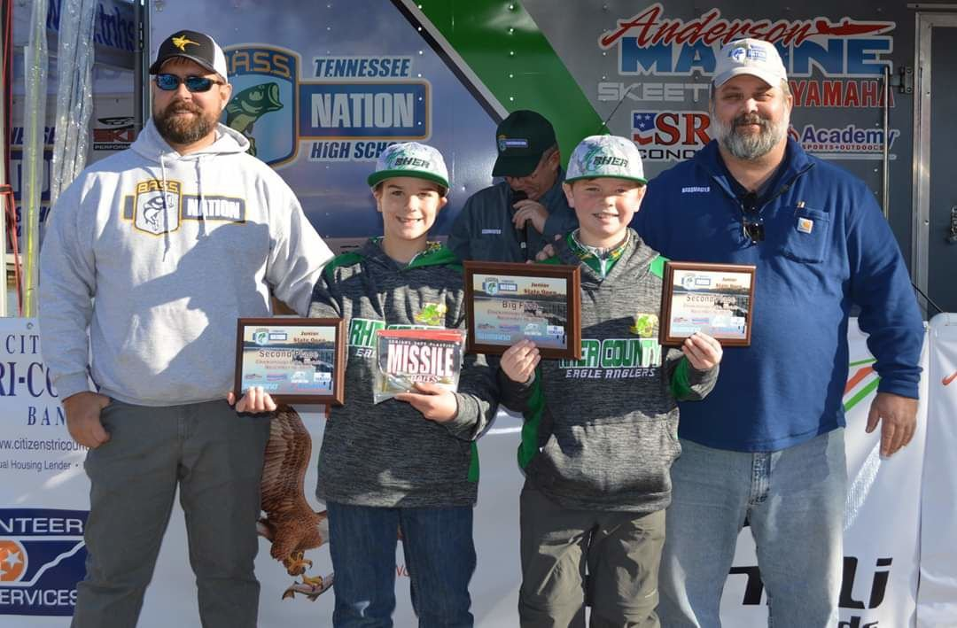 ONLINE EXCLUSIVE:  RHEA COUNTY EAGLE ANGLERS HOST STATE EVENT