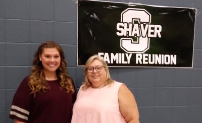 Shaver Family Reunion