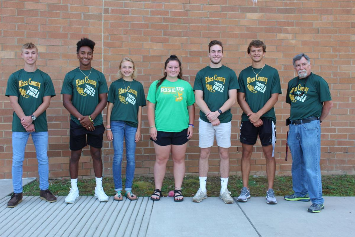 RCHS Track and Field