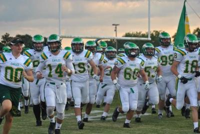 2015 Rhea County Golden Eagles