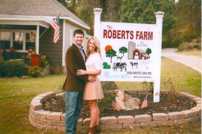 Erica Morrow and Craig Ryan