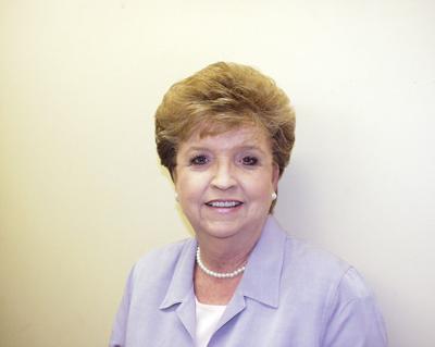 Herald-News Publisher Sara Jane Locke