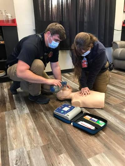 DFD trains in CPR