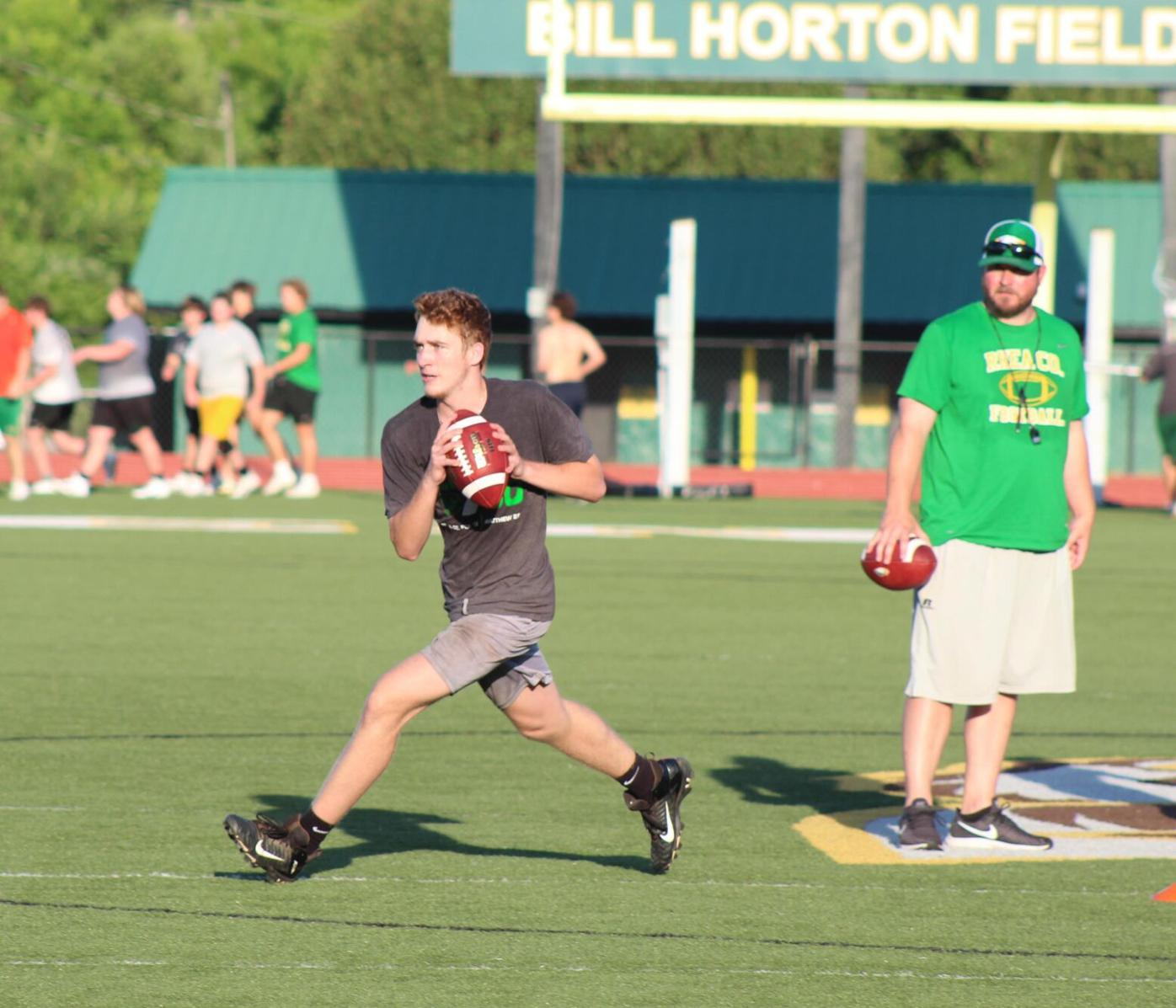 RCHS FOOTBALL PRACTICE RESUMES ON JULY 6