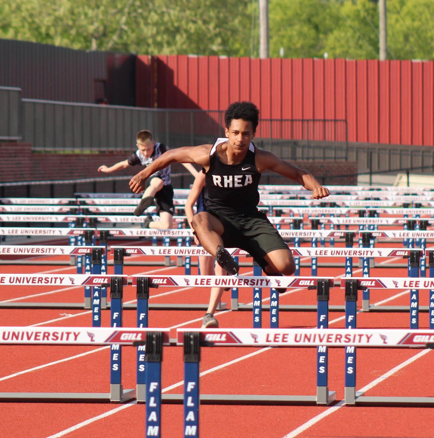 RMS TRACK AND FIELD TEAM TAKES THIRD AT SETAC