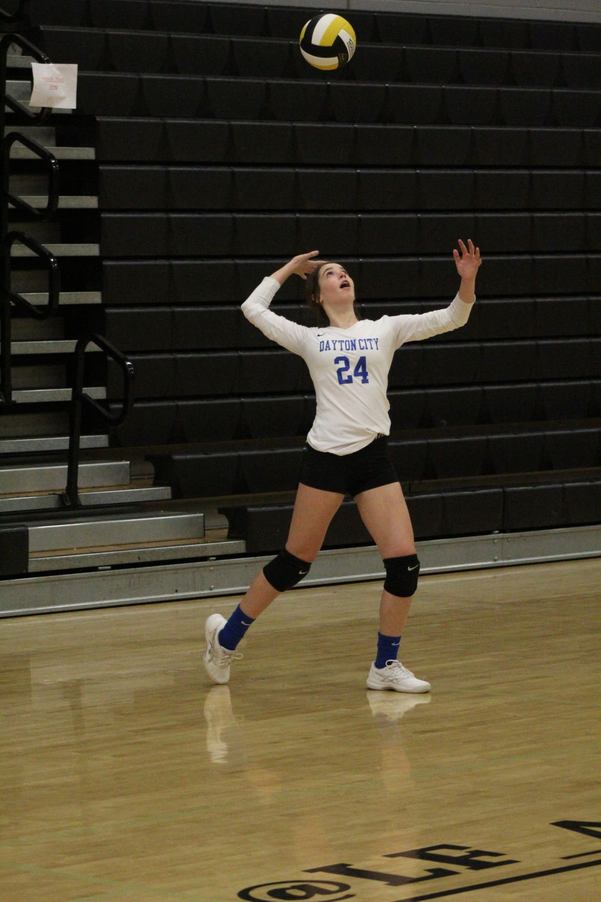 DCS LADY SWEATBEES VOLLEYBALL COMPETES AT SETAC TOURNAMENT, FALLS IN QUARTERFINALS