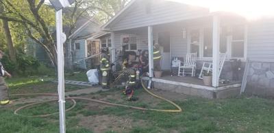 Graysville fire