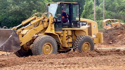 Heavy equipment courses