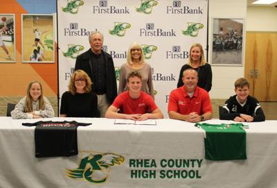RUEHLING SIGNS WITH BRYAN COLLEGE