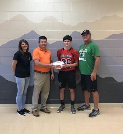 SCMS PLAYER OF THE WEEK