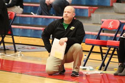 Gill steps down as head coach