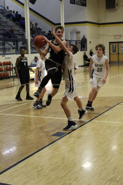 RMS EAGLE HOOPS CONCLUDE SEASON AT DISTRICT