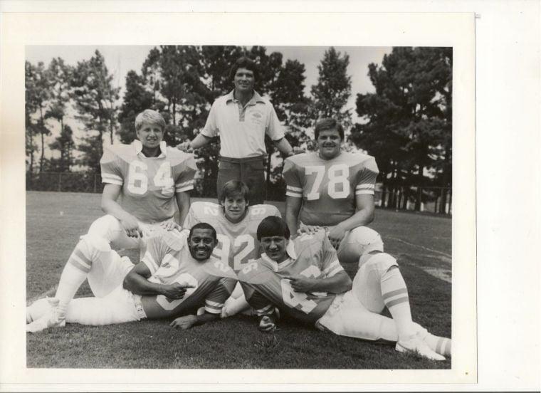 Former RCHS Eagles as Vols