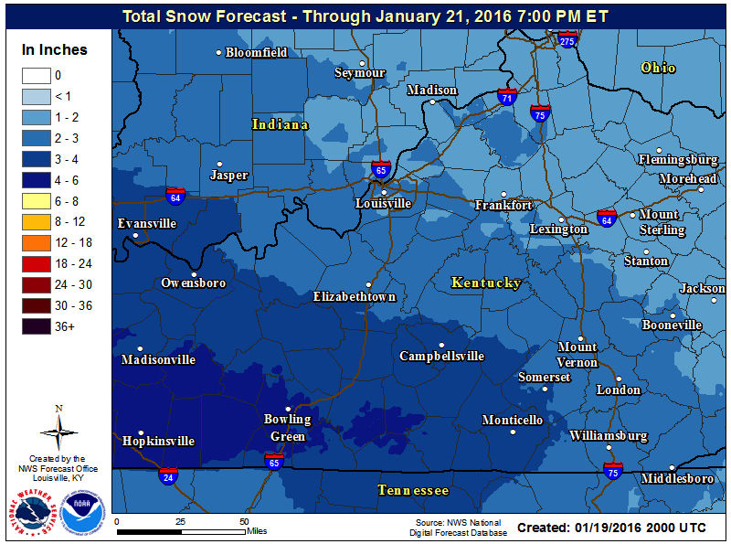 Area to 1 4 inches of snow News