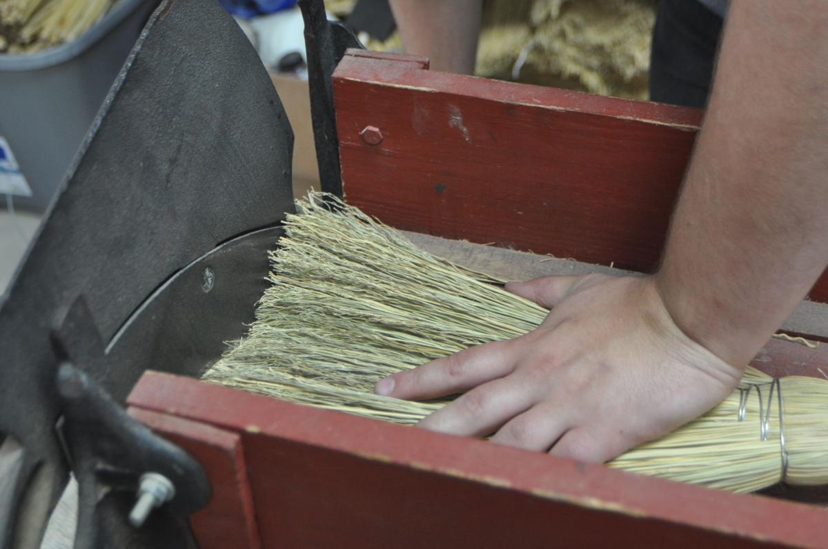 Young broom maker keeps Appalachian craft alive   News