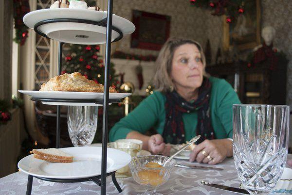 Christmas Tea at White Hall