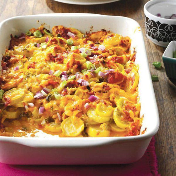 RECIPES:<span>Relax with summer comfort food</span>