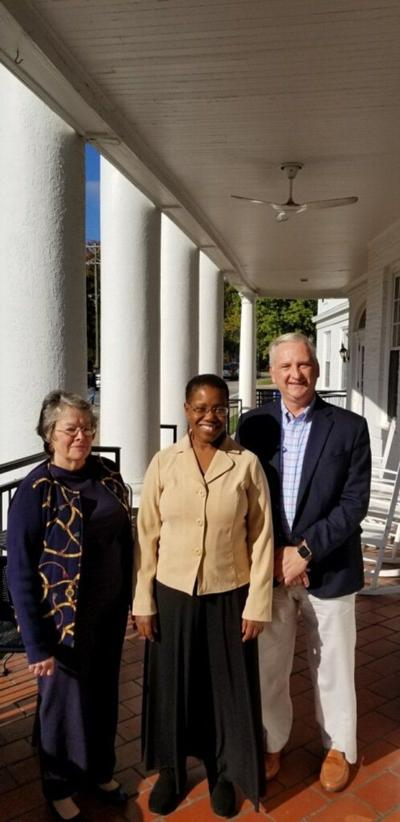 Brown, Gregory honored with Fee Award by Berea Human Rights Commission