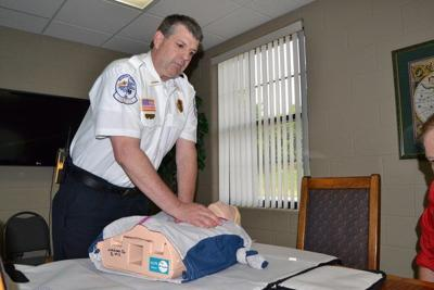 County EMS receives grant