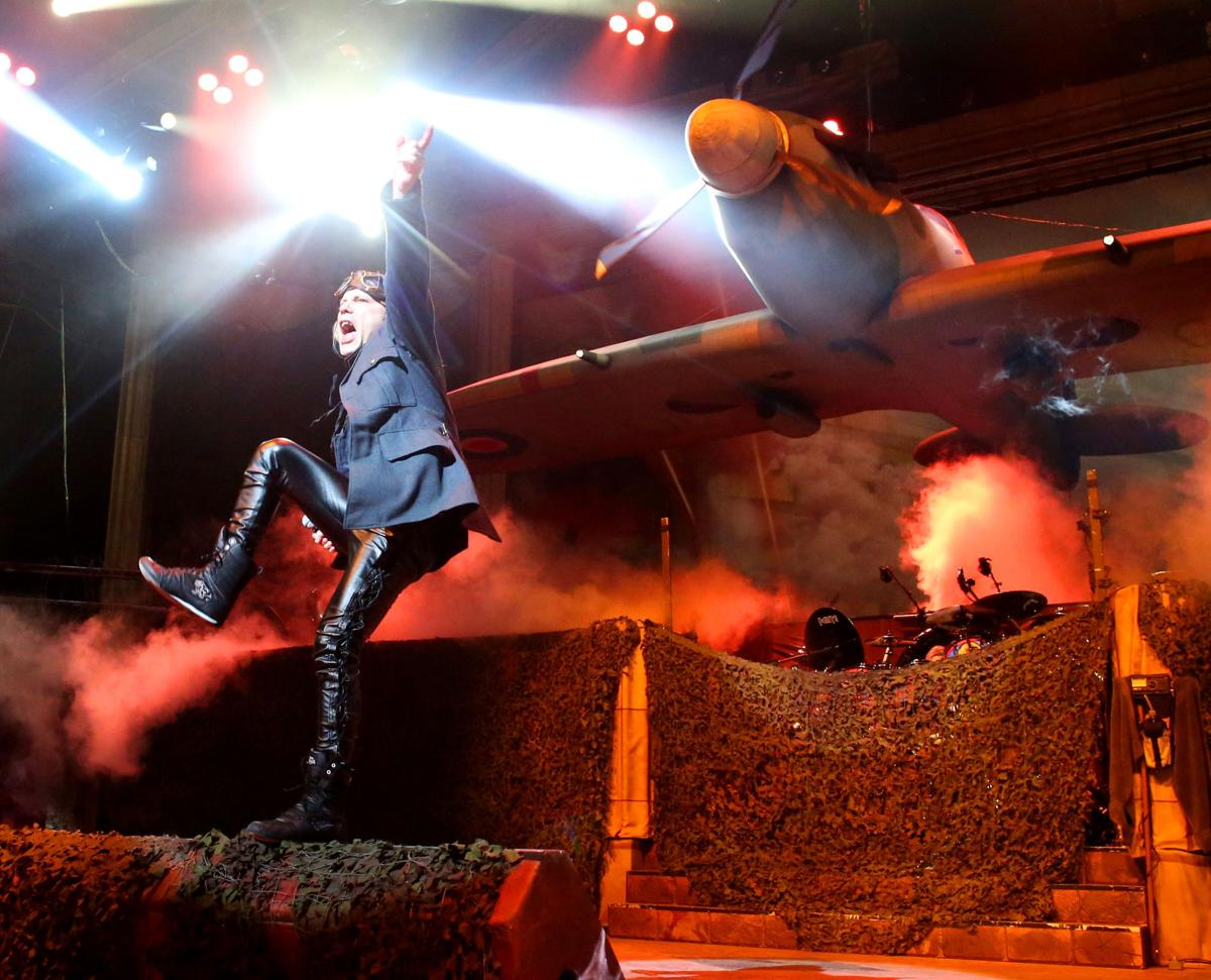 CONCERT REVIEW: Iron Maiden still flying high | MadSocial