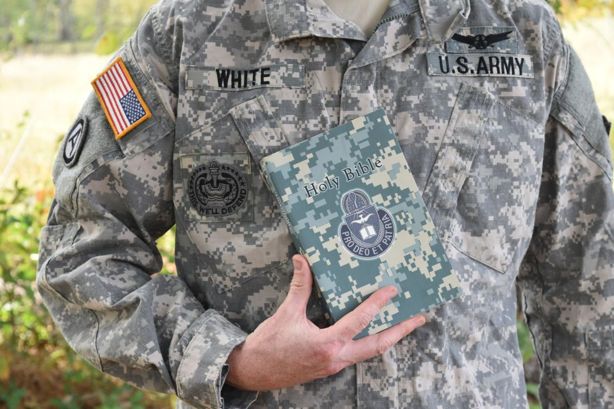 VETERANS DAY: A calling to serve: White continues to serve his ...