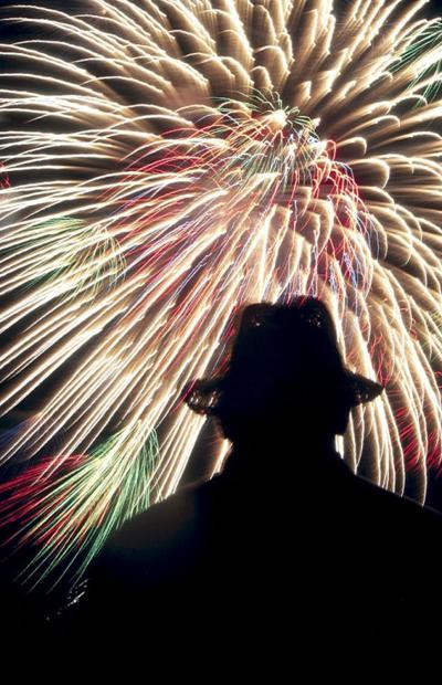 Firefighters encourage safe firework fun