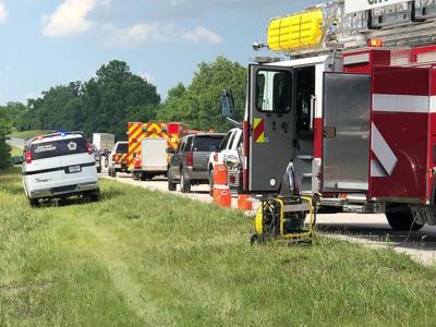 UPDATE: One dead in fatal I-75 crash | News | richmondregister com