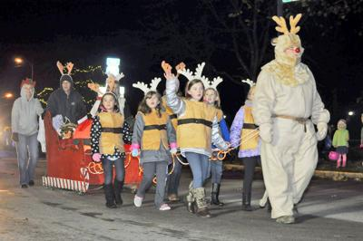 Berea Christmas Parade 2020 Berea Christmas Parade set for Saturday   News   richmondregister.com