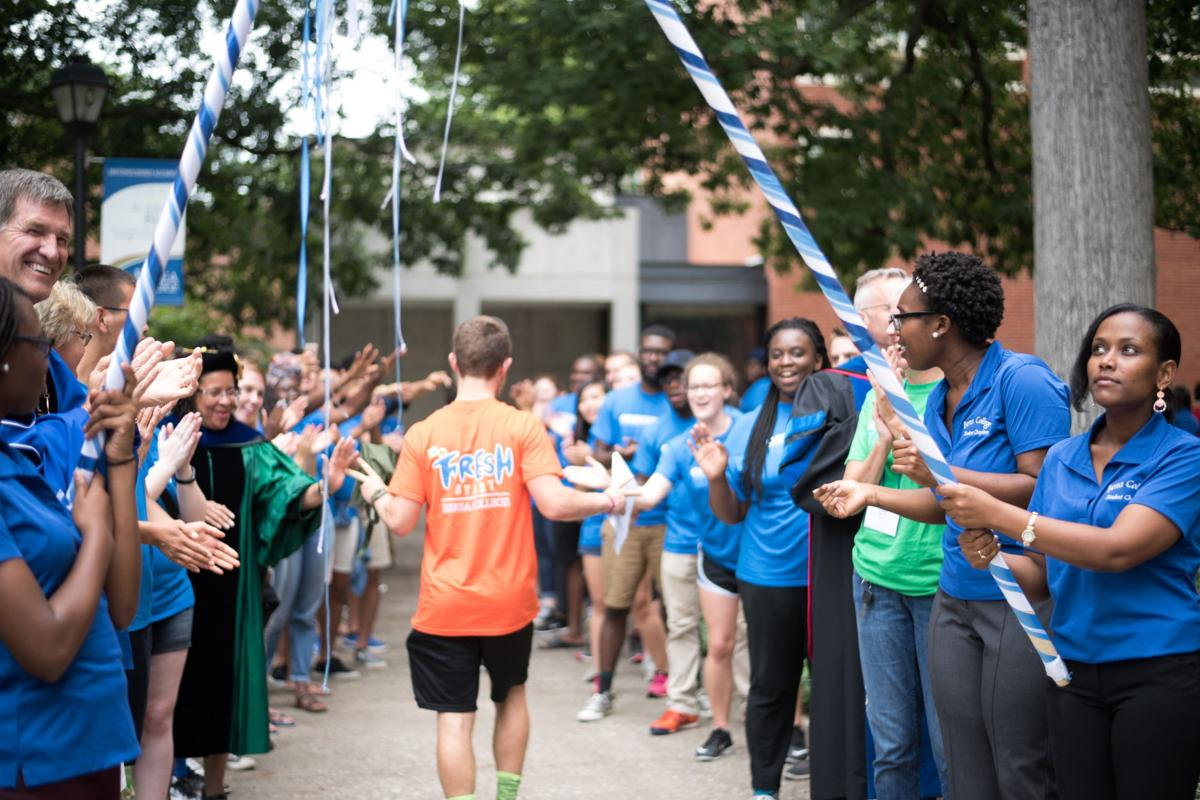 Berea College Welcomes Nearly 500 New Students News