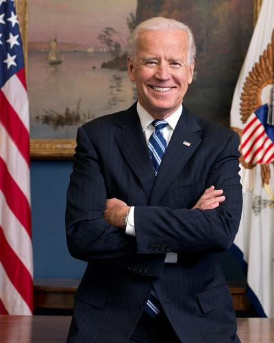Joe Biden portrait